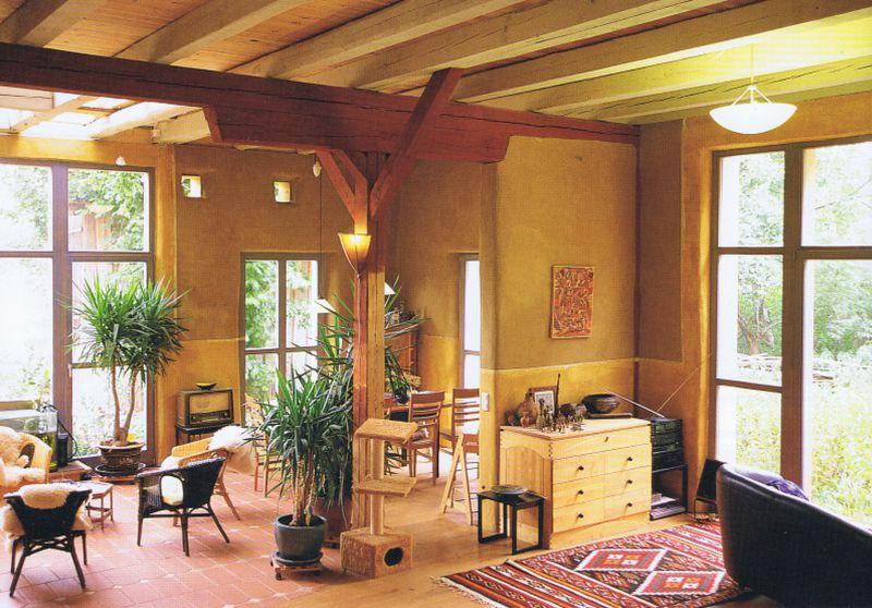 bauen mit stroh h user der zukunft bund naturschutz in bayern e v. Black Bedroom Furniture Sets. Home Design Ideas